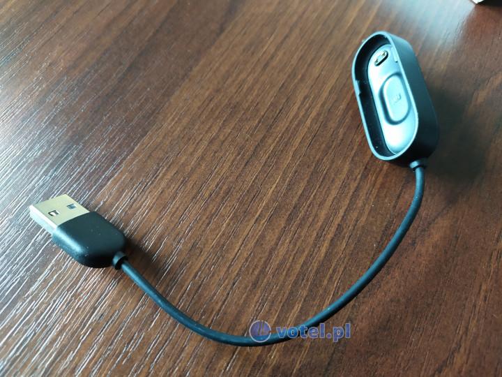 Xiaomi Mi Band 6 - adapter ładujący